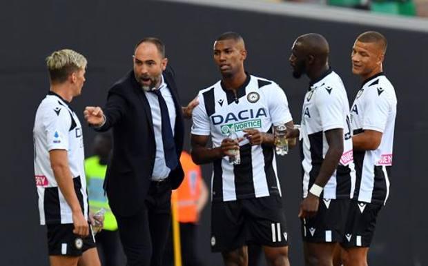 Igor Tudor, 42 anni, esonerato dall'Udinese lo scorso novembre GETTY IMAGES