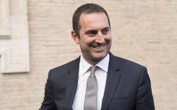 Vincenzo Spadafora, 46 anni. Imago