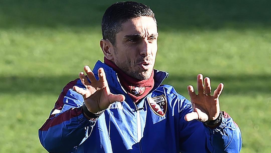 Il tecnico del Torino Moreno Longo, 44 anni. Ansa