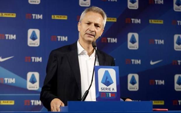 Paolo Dal Pino, 57 anni. Ansa