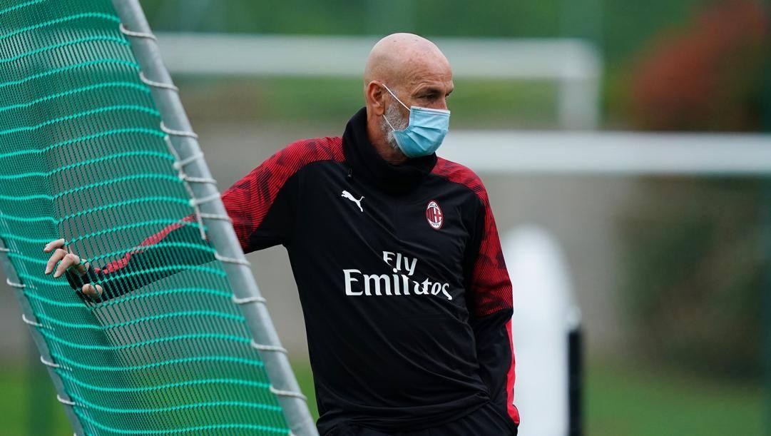 Stefano Pioli. LaPresse
