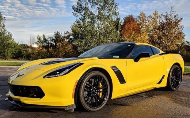 La Corvette Z06