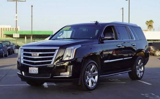 Con meno di 45 mila dollari si compra un lussuoso Cadillac Escalade con propulsore V8 da 6,2 litri