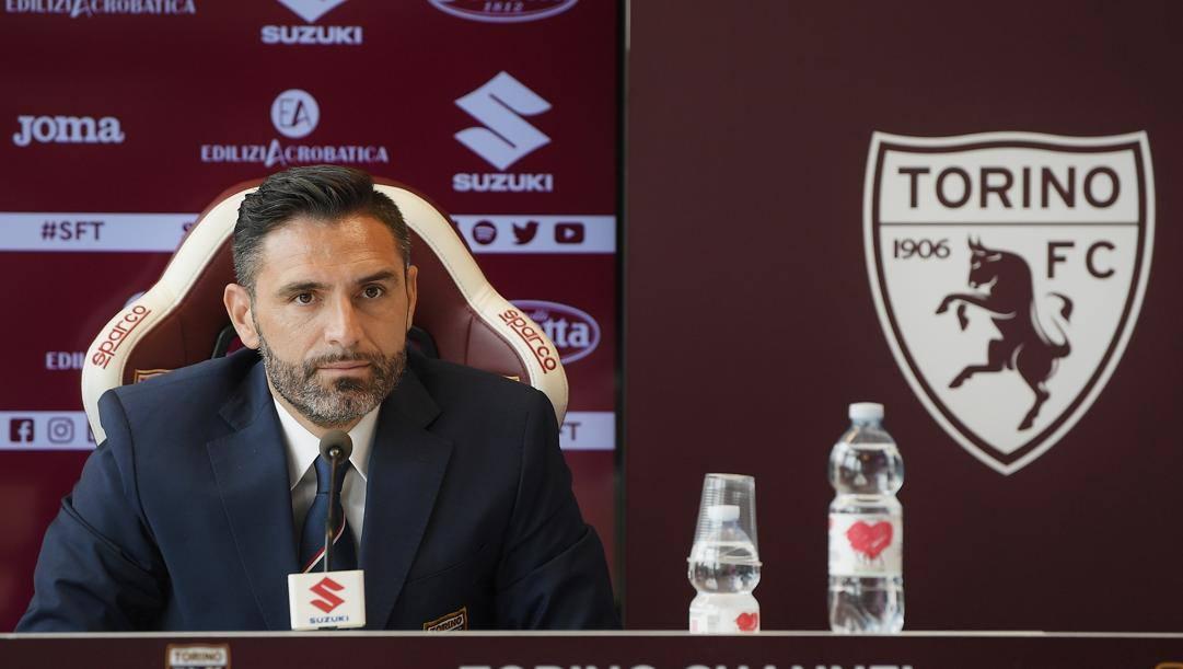Il direttore tecnico del Torino Davide Vagnati, 42 anni. LaPresse