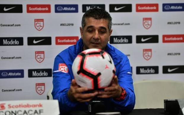 Diego Martin Vasquez, 48 anni, tecnico del Motagua in Honduras