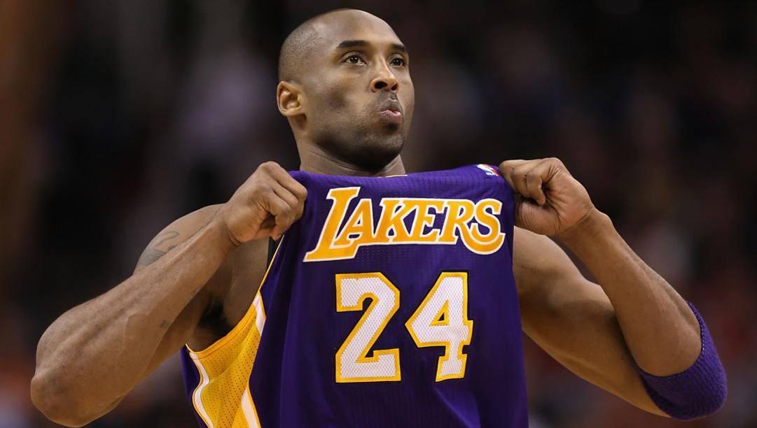 Kobe Bryant è morto il 26 gennaio all'età di 41 anni. Afp