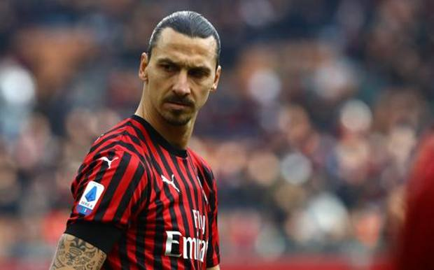 Zlatan Ibrahimovic, 38 anni. Getty