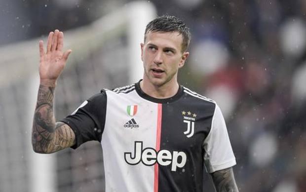 Federico Bernardeschi, 26 anni, esterno della Juventus. Getty