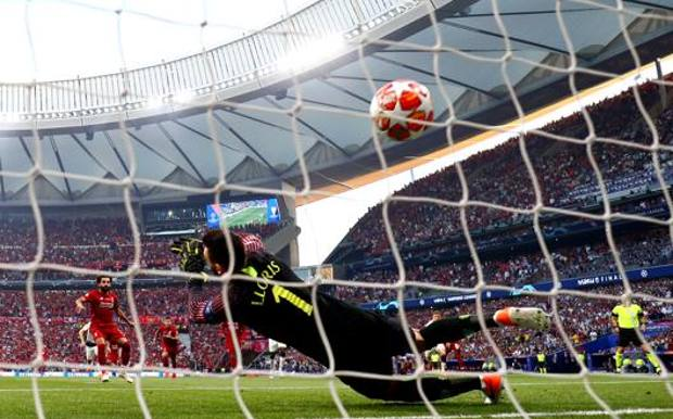 L'ultima finale di Champions, vinta dal Liverpool sul Tottenham. Getty