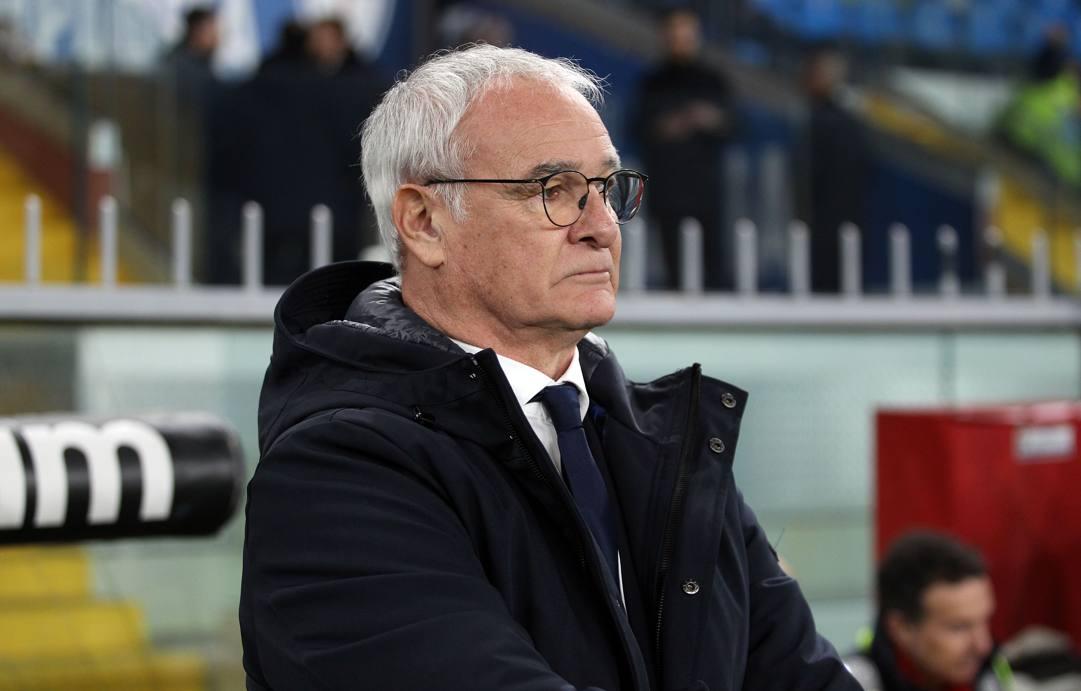 Claudio Ranieri guida la Sampdoria dallo scorso ottobre. LaPresse