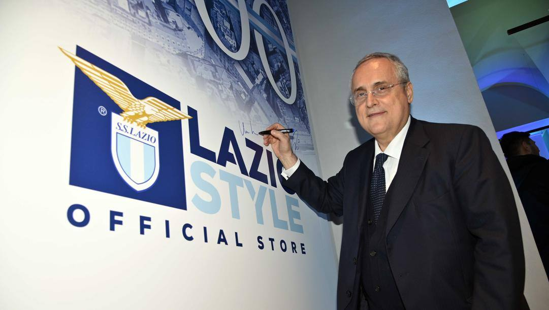 Claudio Lotito, 63 anni.  Getty