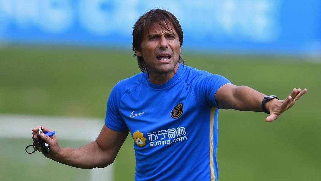 Antonio Conte, 50 anni. Getty Images