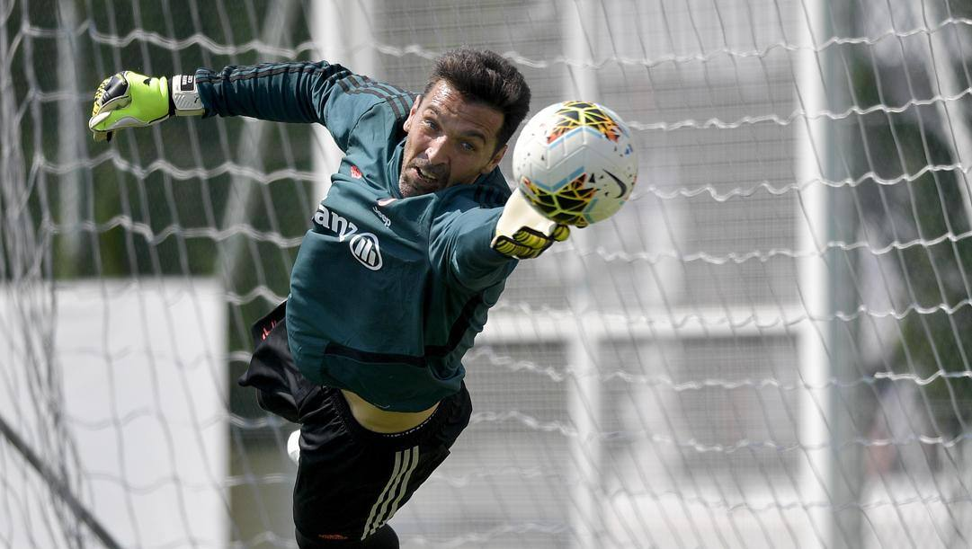 Gianluigi Buffon, 42 anni. Getty
