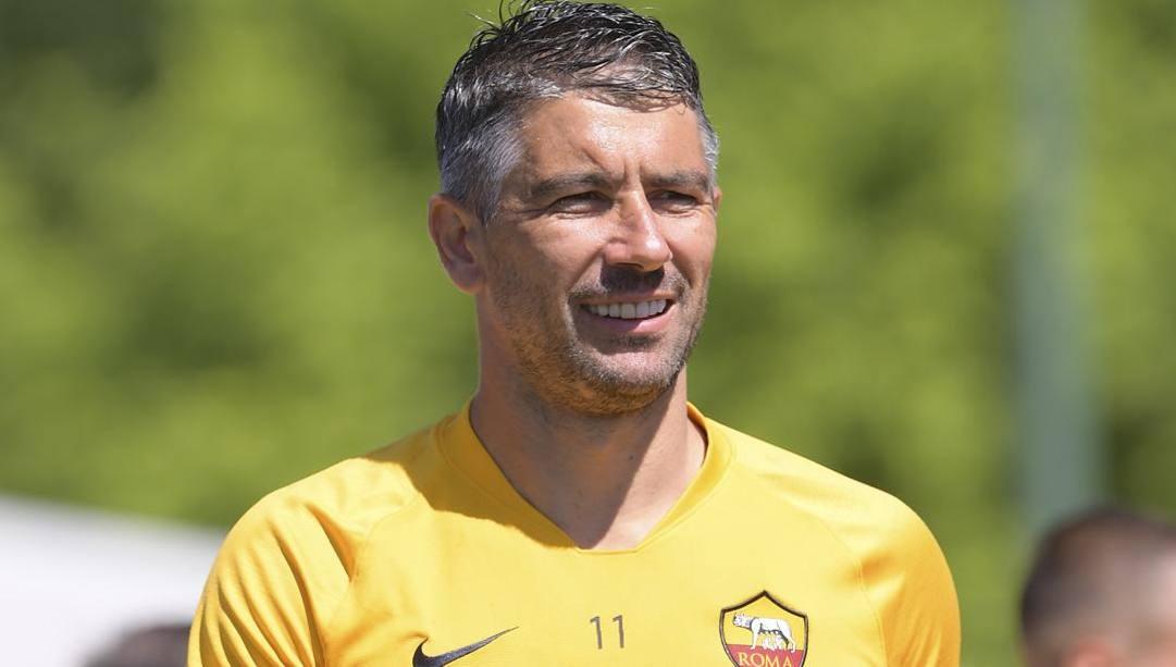 Aleksandar Kolarov. LaPresse