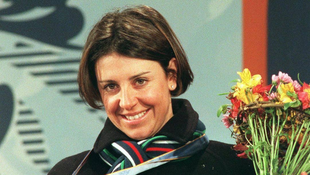 Deborah Compagnoni a Nagano 1998