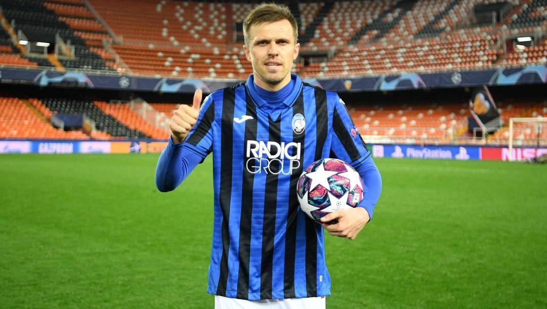 Josip Ilicic, 32 anni.