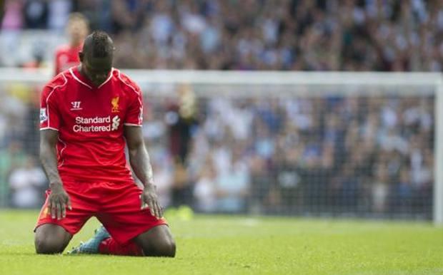 Mario Balotelli al Liverpool. Ap