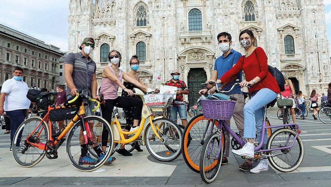 Sempre più bici per le strade delle nostre città