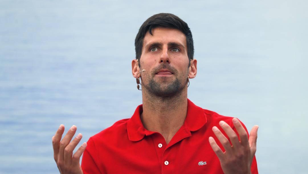Novak Djokovic, 3 volte vincitore degli Us Open
