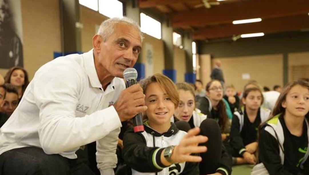 L'ex judoka Felice Mariani
