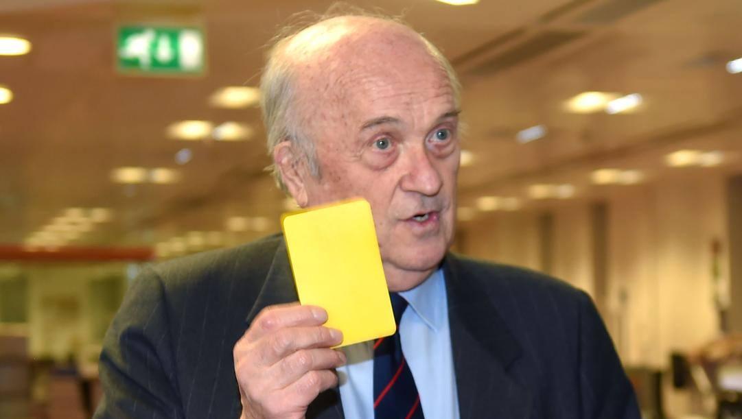 Paolo Casarin, 80 anni. Bozzani