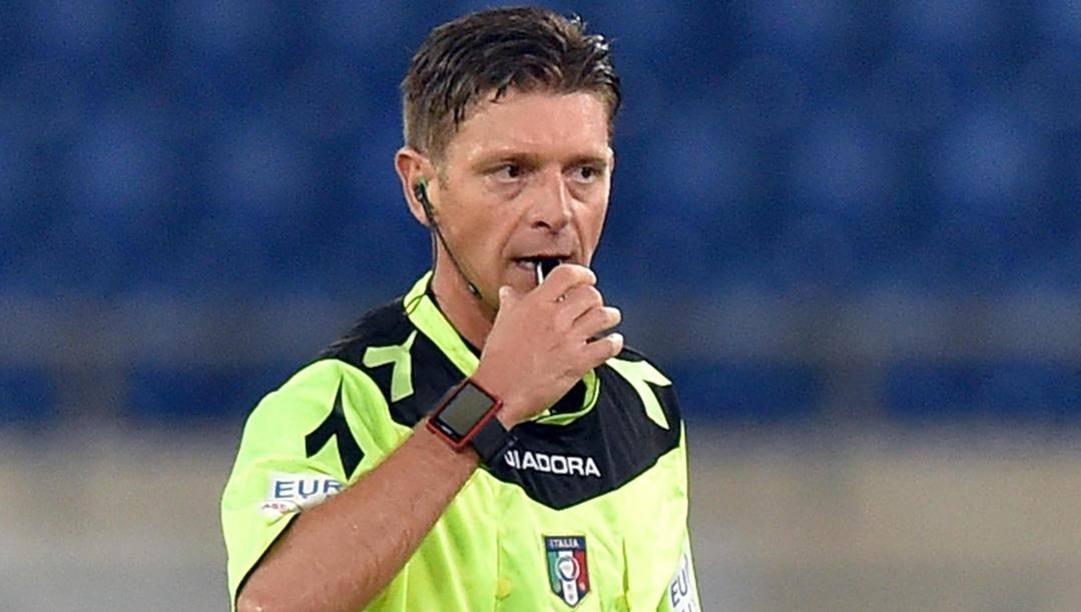 Gianluca Rocchi, 46 anni. Ansa