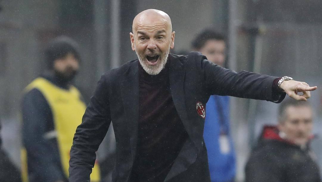 Stefano Pioli. Ap