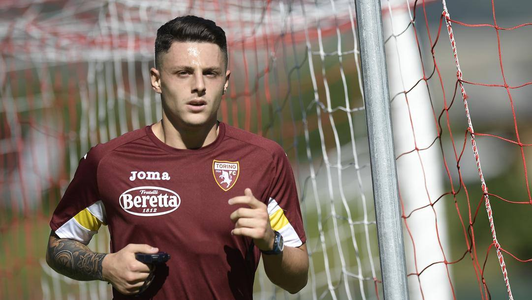 Vincenzo Millico, 19 anni. LaPresse