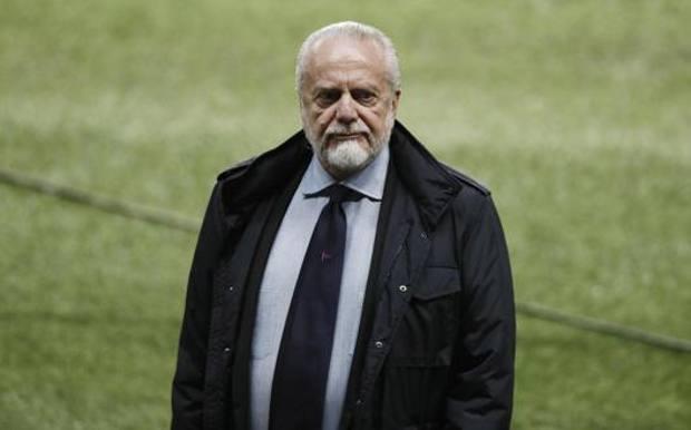 Aurelio De Laurentiis, 71 anni. Epa