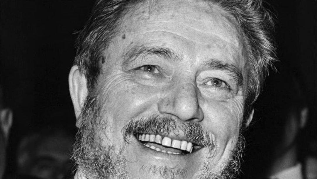 Gianni Brera, scomparso nel 1992 a 83 anni