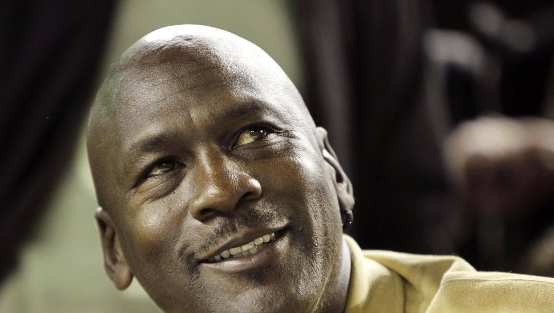 Michael Jordan, 57 anni. Ap