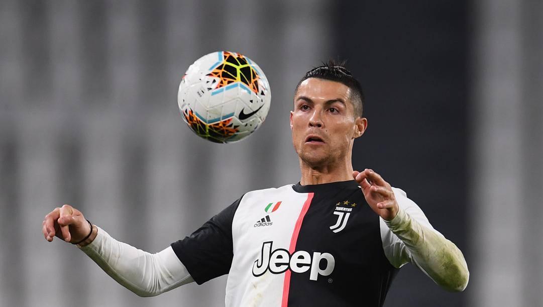 Cristiano Ronaldo, 35 anni. Getty Images