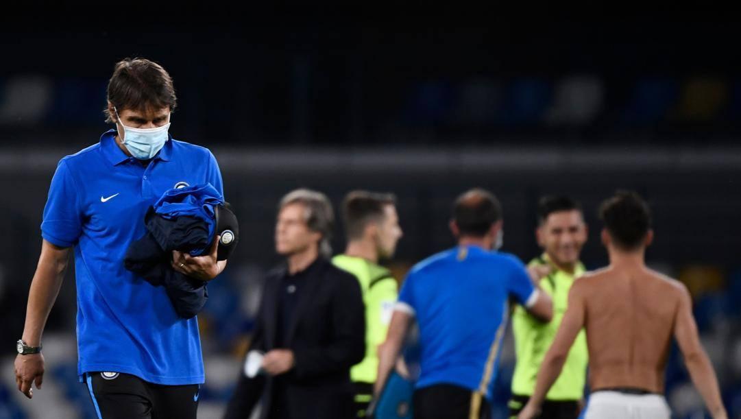 Antonio Conte, 50 anni. Afp
