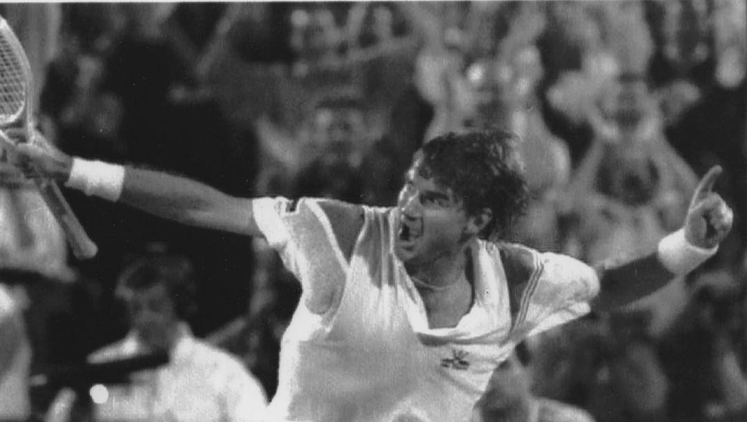 Jimmy Connors Afp