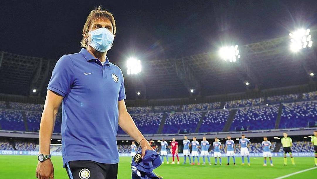 Antonio Conte, 50 anni. Getty