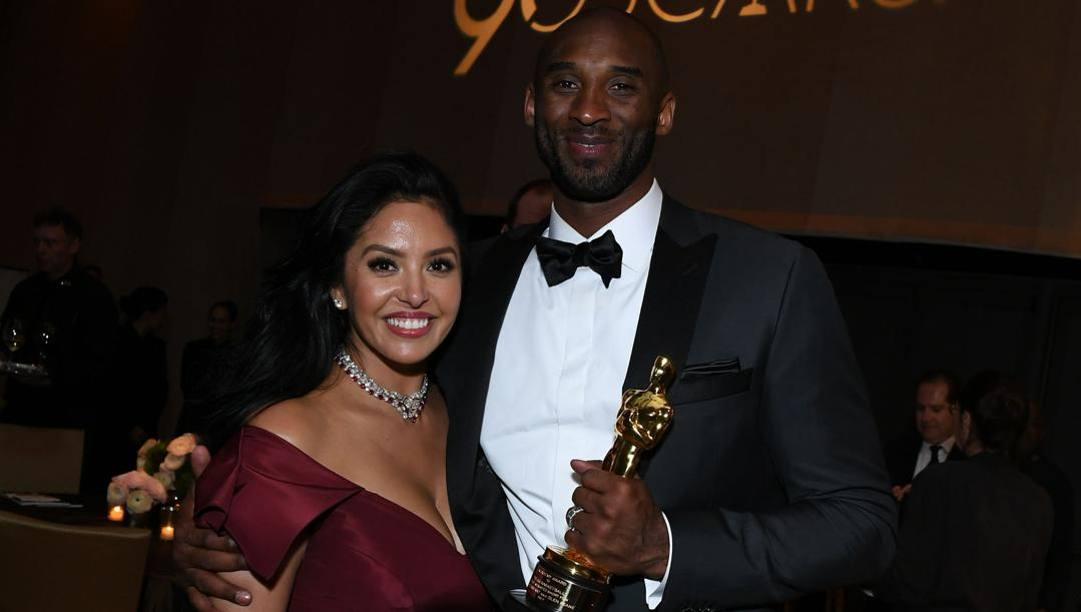 Vanessa e Kobe Bryant erano sposati dal 2001. Avevano 4 figli. Gianna è morta il 26 gennaio assieme al padre. Afp