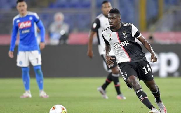 Blaise Matuidi, 33 anni, centrocampista, terza stagione alla Juventus GETTY