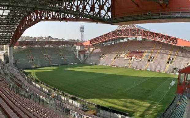Lo stadio comunale di Trieste. Ansa