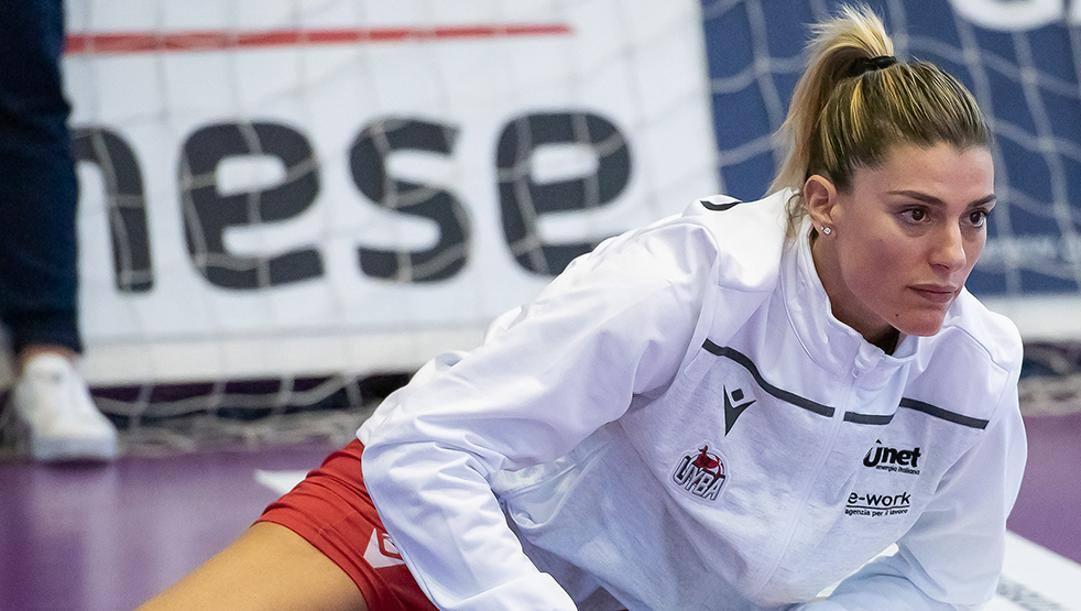 Francesca Piccinini ha deciso: non smette