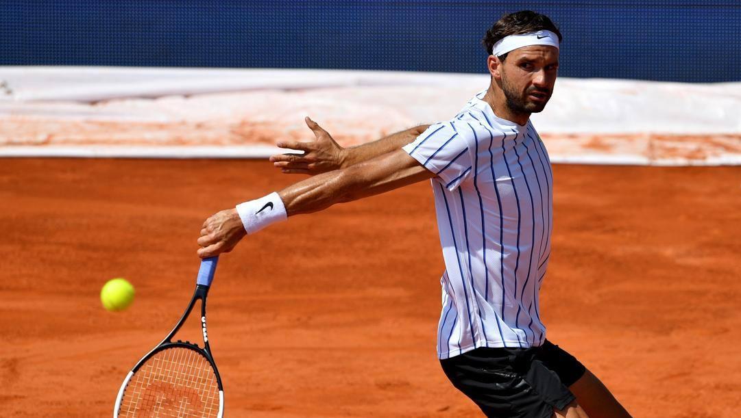 Grigor Dimitrov positivo al coronavirus: l'annuncio del tennista su Instagram