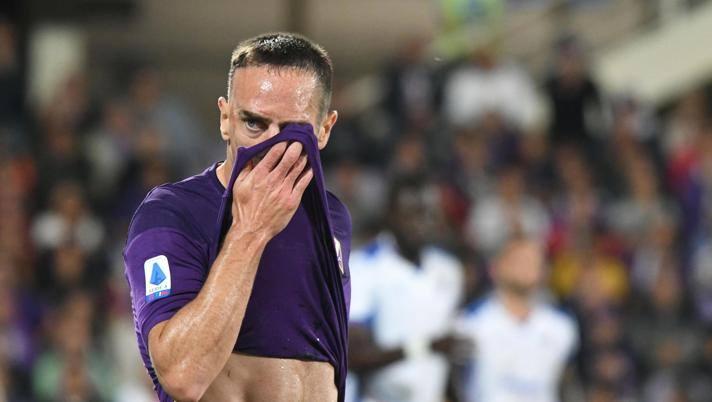 Franck Ribéry. ANSA