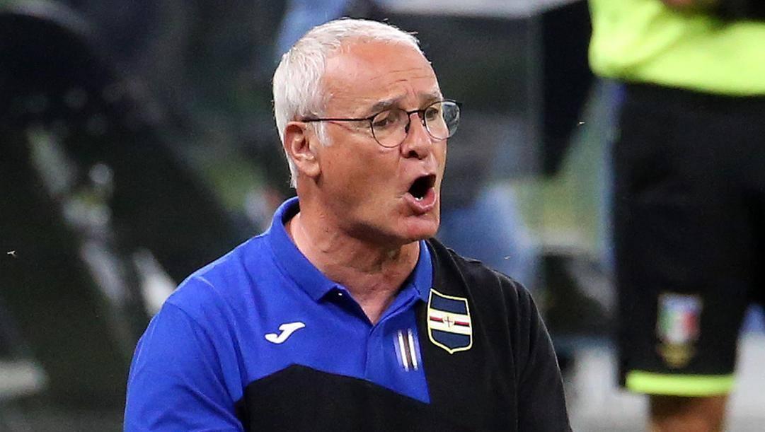 Claudio Ranieri, 68 anni. Ansa