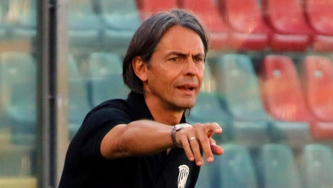 Pippo Inzaghi, 46 anni. LaPresse