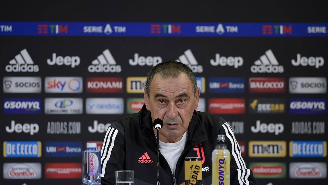 Maurizio Sarri, 61 anni. Getty