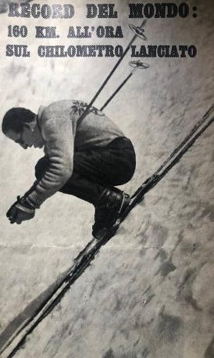 1947: stabilisce il record di velocità che resiste fino al 1960