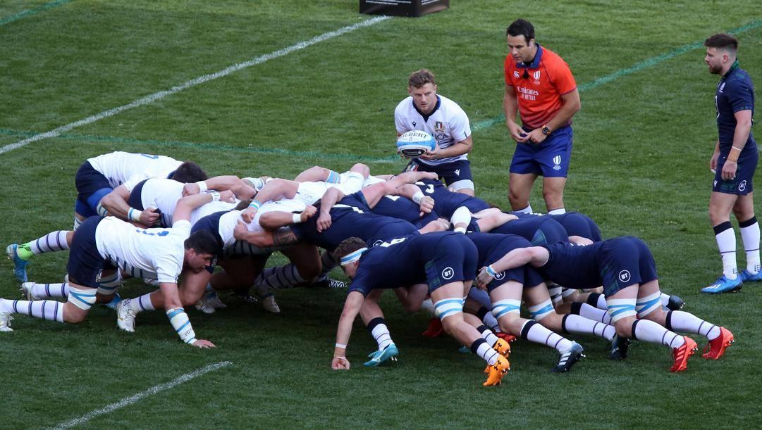 Italia-Scozia del 22 febbraio, ultimio test azzurro. Fama