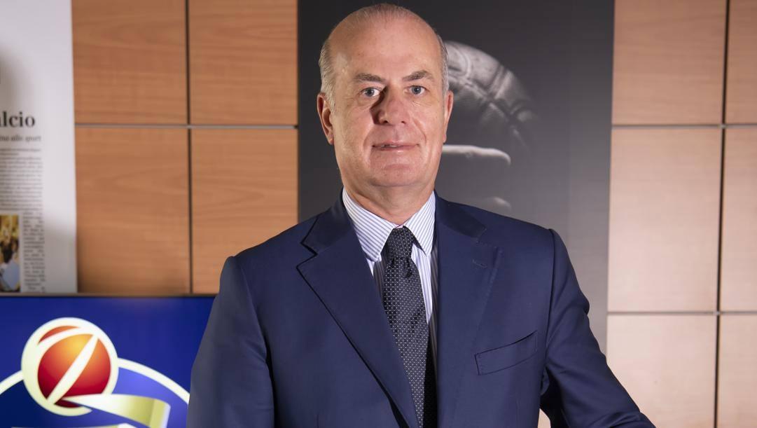 Umberto Gandini, 60 anni. Ciamillo