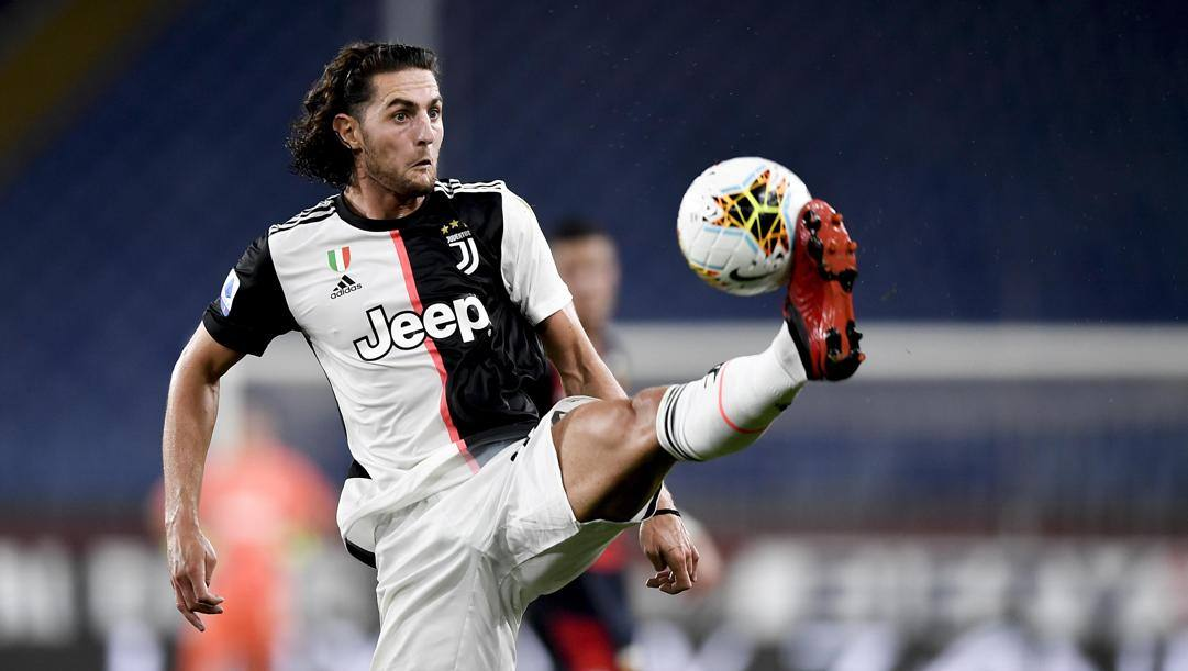 Adrien Rabiot, 25 anni. Getty