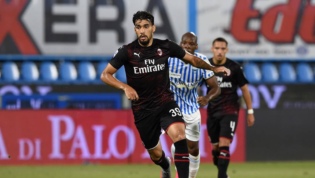 Lucas Paquetà. Getty