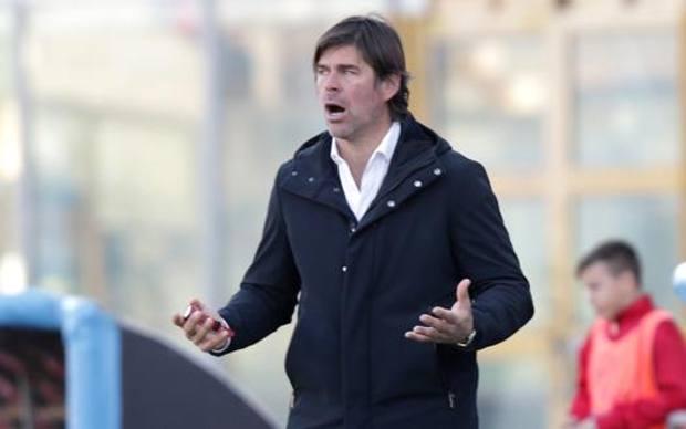 Andrea Sottil, 46 anni, nuovo allenatore del Pescara: ha appena sostitui Legrottaglie LAPRESSE